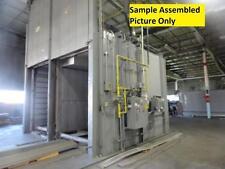 Oven Systems Inc 700 DEGREE HEATTEK GAS TYPE BATCH TYPE HEAT TREAT OVEN