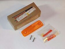 NOS NEW 1978-1990 Toyota Car Truck side marker lamp lens package 81740-19285