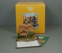 Collectable Lilliput Lane Spring Glory Boxed with Deeds A1 Condition 1995