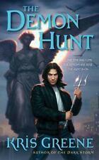 The Demon Hunt: A Dark Storm Novel-ExLibrary