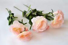 Silk Long Stem Pink Lisianthus x 3 stems