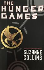 THE HUNGER GAMES by Suzanne Collins SCI-FI , Fantasy Novel Book 1 Of 3 Paperback