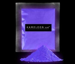 Glow In The Dark Powder (Violet)