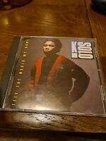 K Solo Tell The World My Name CD 1990 OOP Rare EPMD. Old School Hip Hop / Rap