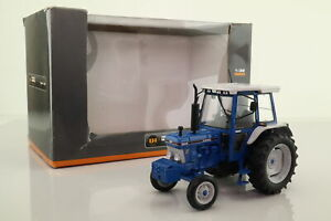 Universal Hobbies UH4139; Ford 5610 Gen III Tractor; Blue White; Very Good Boxed