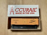 Ho Scale Accurail Union Pacific 50' Plug Door Box Car #499032 As-Is For Repair