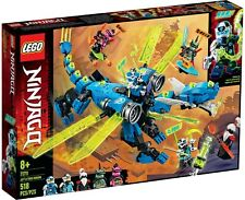 LEGO Ninjago 71711 - Jay's Cyber Dragon Lego Set -  (Brand New & Sealed)