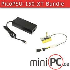 picoPSU-150-XT DC/DC (150 Watt) + AC/DC 192W Adapter