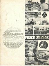 VINTAGE 1970s ROACH STUDIOS DECAL CATALOG FOR T-SHIRTS! CARTOON/POLITICAL/CARS++