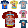New Fashion Women/Men Garbage Pail Kids 3D Print Casual Tshirt Short Sleeve Tops