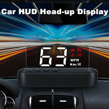 Car OBD2 HUD Driving Speedometer Projector Multi-function LED Head-up Display