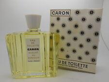 Caron Muguet Du Bonehur 8 oz Eau de Toilette EDT Vintage RARE!