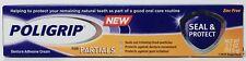 Poligrip for Partials Seal & Protect Denture Adhesive Cream 2.1 oz Zinc Free NEW