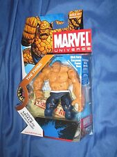 """MARVEL UNIVERSE 3.75"""" / 3 3/4"""" Figure Lot by Hasbro ~Thing Fantastic Four 019/19"""