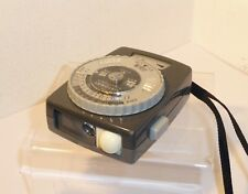 """QUALITY SIXTOMAT """" ELECTRONIC """" CDS EXPOSURE / LIGHT METER"""