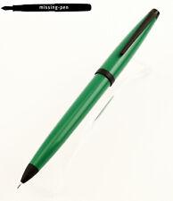 Old Cross Twist Mechanism Pencil (0.5 mm) in Green-Black