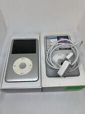 Apple iPod classic 7th Generation Silver (160 GB) AJ1293