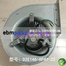 ebmpapst D2E146-AP47-22 inverter cooling centrifugal fan