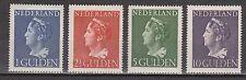 NVPH Netherlands Nederland 346 - 349 MLH ong Koningin Wilhelmina 1946 Pays Bas