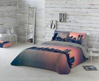 Naturals Funda nordica cama juvenil Brooklyn Bridge 100% Algodón /Duvet cover