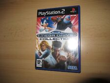 SEGA MEGADRIVE COLLECTION PS2 - MINT COLLECTORS  - Playstation 2 uk pal