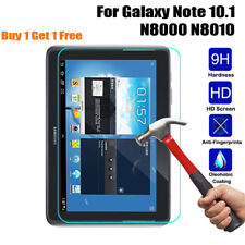 Slim Tempered Glass Screen Protector For Samsung Galaxy Note 10.1 N8000 Tablet