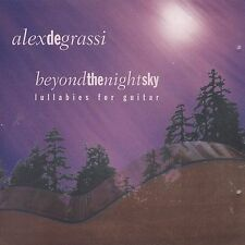 NEW Beyond the Night Sky : Lullabies for Guitar (Audio CD)