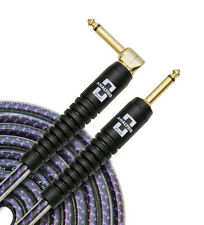Analysis Plus Pro Oval Studio Instrument Cable w. Overmold Gold or Silent Plug