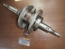 01 02 Suzuki Quadrunner Quad 500 4x4 Manual Engine Crankshaft Motor Crank Shaft