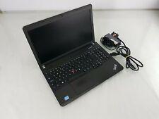Lenovo Thinkpad Edge E531 15.6 in Laptop i3-3120M 2.50 GHZ 4GB 500 GB HDD Win 10