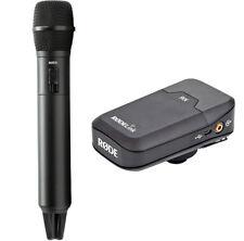 Rode TX-M2 Handsender Funk-Mikrofon + RX-Cam Funkempfänger