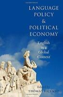 Language Politica e Economico: English in a Global Context di , Nuovo Libro