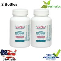 #1 CHEWABLE SIMETHICONE 80mg FOR GAS DISTRESS & PAIN STOMACH RELIEF 200 TABLETS