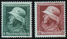 Deutsches Reich Mi.Nr. 569-570 x postfrisch Mi.Wert 90€ (5264)