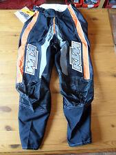 """^ KTM, Genuino etiquetado, carreras Pantalones/Pantalones, Niños/Niños, por feroce 26"""" de cintura"""