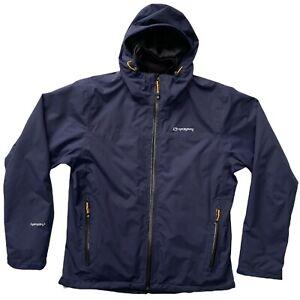 Sprayway Amak 3-in-1 Men's Jacket Navy Blue Size M