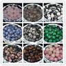 DIY Wholesale Jade Natural Gemstone Stone Loose Spacer Beads 4/6/8/10mm Findings