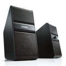 New! YAMAHA Powered Speaker 1Pair Official Model Black NX-50(B) Japan Inport EMS