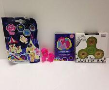 My Little Pony Friendship is Magic Neon Bright Pinkie Pie & a Bonus Hand Spinner