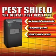 Pest Shield The Digital Pest Repellant Child and Pet Safe Mice Cockroaches Rats