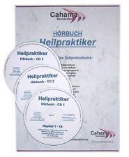 MP3 HÖRBUCH - Heilpraktiker - Selbststudium - im MP3-Format - MÄNGELEXEMPLARE