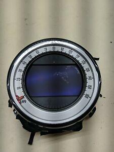 11-16 MINI COOPER S R60 COUNTRYMAN GPS INFO DISPLAY SCREEN SPEEDOMETER 2171494