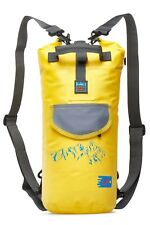 Waterproof Floating Backpack - Dry Bag for Kayaking (Yellow 10L)