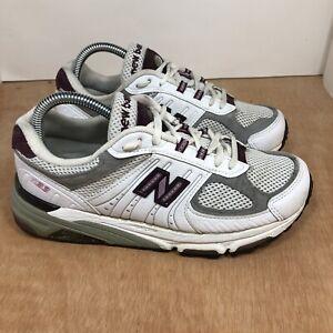 New Balance WR1123MC USA Womens Sz 7 2E White Walking Athletic Running Shoes
