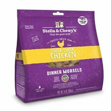 Stella and Chewy's Freeze-Dried Raw Chicken Dinner Morsels for Cats 8 ounce