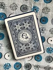 Friars Club California Beverly Hills Card Deck Blue U.S. Playing Card Company