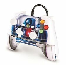 R2-d2 Xbox 360 Wired Controller PowerA Star Wars R2d2