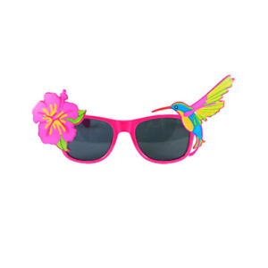 Tropical Style Sunglasses Summer Beach BBQ Hen Party Fancy Dress Accessories UK