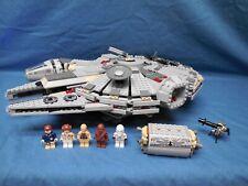 "Lego 2004 Star Wars Set 4504 ""Millenium Falcon� Complete"