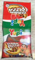 12x15g Yupi Gummi Pizza Fruity Gummy Candies Real Fruit Juice ,Vitamin C Gelatin